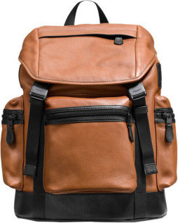 Coach Backpack for Men F71976-SDBK, Brown