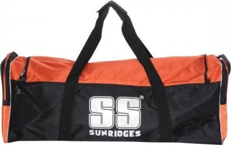 SS Ton SS Sunridges Ranger Cricket Bag, Black Orange