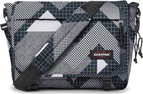 Eastpak Delegate Messenger Bag One Size Black Clash