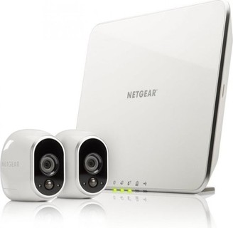 Netgear Arlo Security System with 2 HD Camera - VMS3230
