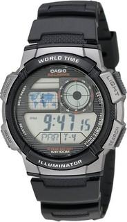 Casio Casual Watch For Men Digital Rubber - AE1000W-1B