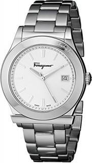First SBF Holding Inc. Salvatore Ferragamo Men's FF3960014 1898 Stainless Steel Watch