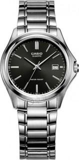 Casio Enticer Series Stainless Steel Strap Women's Watch Silver - LTP-1183A-1ADF (CN)