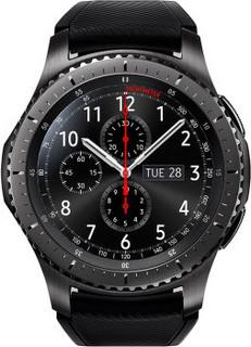 Samsung Smart Watch Gear S3 Frontier R760, Space Grey