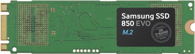M.2 Samsung SSD 500 GB 850 EVO