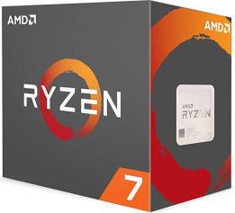 AMD Ryzen 7 1700X Processor (Multicolor)