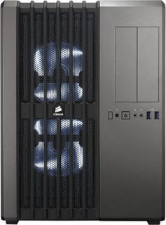 Corsair Carbide Air 540 Silver Steel ATX Cube Computer Case | CC-9011034-WLED