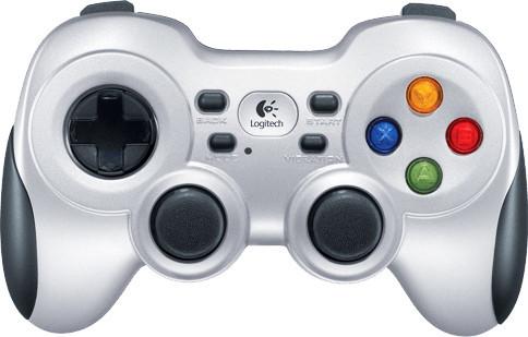 Logitech F710 Wireless Gamepad Silver - 940-000142 149