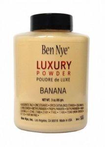 Ben Nye banana luxury powder - 85gm