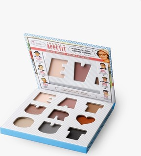 The Balm App tit Eyeshadow Palette