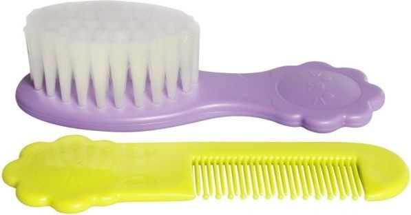 Pigeon Baby Comb and Brush Set 10578