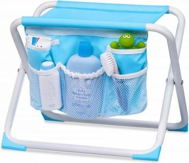 Seat and Organizer by Summer Infant, Blue , 08660