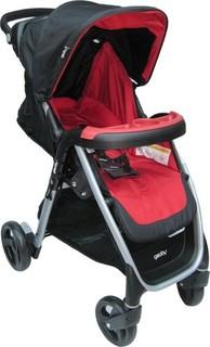 Geoby G1888-W5UR Stroller Red
