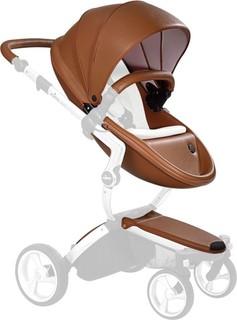 Mima Xari Seat Box Camel Brown