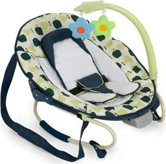 Hauck Leisure E-motion Baby Bouncer [Fruits, 634202]