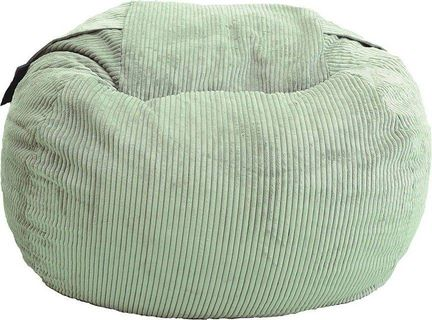 FatSak Corduroy Bean Bag - Duck Egg Green