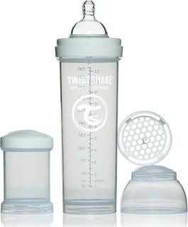 Twistshake Anti-Colic 330ml Bottle - White