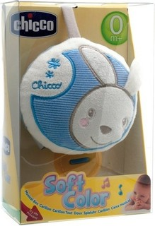 Chicco - Soft Color Musical Toy