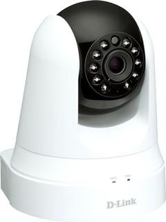 D-Link DCS-5020L Wireless Pan & Tilt DayNight Network Cloud Camera UK Plug
