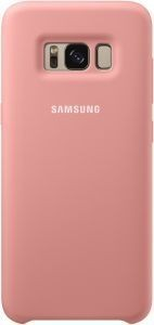 Samsung Galaxy S8+ Silicone Cover - Pink, EF-PG955