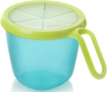 Tommee Tippee - Explora Snack and Go Pot - Blue