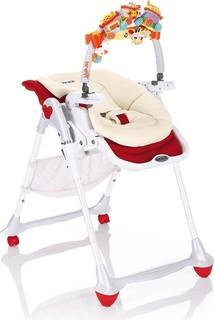 Brevi B.Fun High Chair - Red