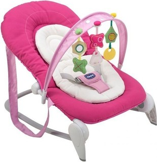 Chicco Hoopla Baby Chair - CH79345-49, Pink