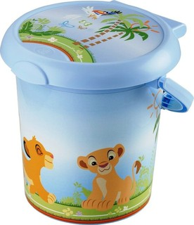 Rotho Babydesign StyLe Nappy Pail - Lion King