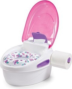Summer Infant Step-by-Step Potty - Girl