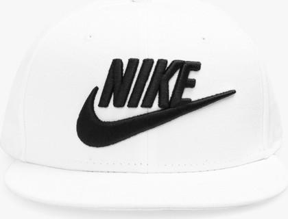Nike White Futura True 2 Cap