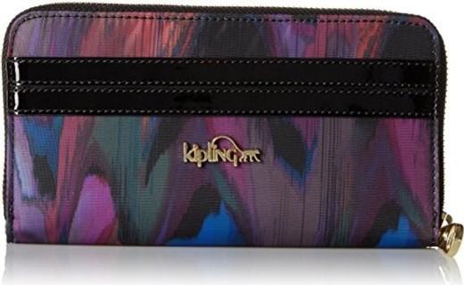 Kipling Vanessa Prt Wallet, Ombredream, One Size