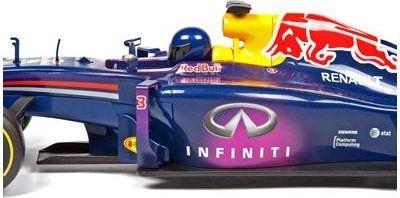 Maisto 1:14 Infiniti Red Bull Racing - RB10