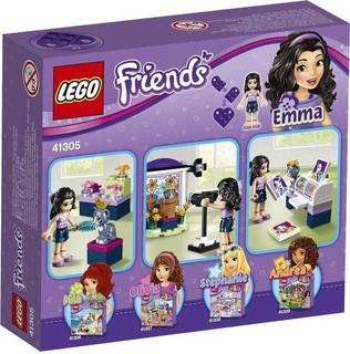 Lego FRIENDS Emma's Photo Studio 41305