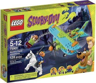 LEGO 75901 Scooby-Doo Mystery Plane Adventures Building Toy