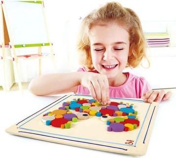 Hape Crabby Mosaic Kit [E5113]