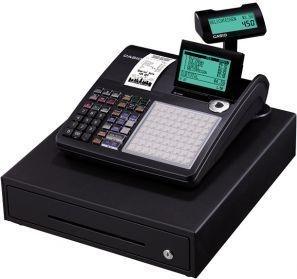 Casio Cash Register Machine SE-C450