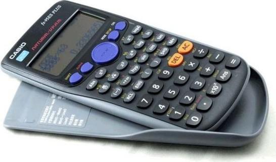 Casio scientific calculator fx-82es plus white dress