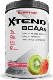 Scivation Xtend BCAA 30 Servings Strawberry Kiwi 75.0000