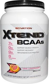 Scivation Xtend BCAA 90 Servings Pink Lemonade 175.0000