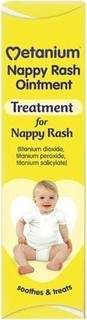 Metanium Ointment For Nappy Rash - 30G