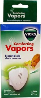 Vicks Comforting Vapors Plug In