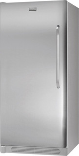 frigidaire 18 cubic feet upright freezer silver muff21vlqs - Frigidaire Upright Freezer