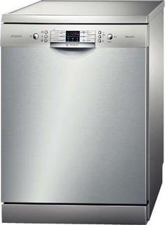 Bosch SMS68L08GC Freestanding Dishwasher (Silver Inox, 13 PS)