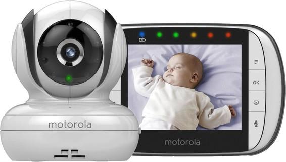 Motorola Digital Wireless Video Baby Monitor (MBP36S)