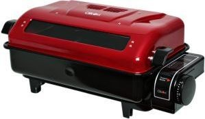 ClikOn Red Fish Roaster & Multi-Colored Griller CK4308