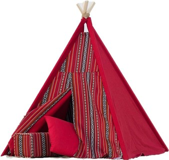 Le Coccole - Teepee With Matching Pillows