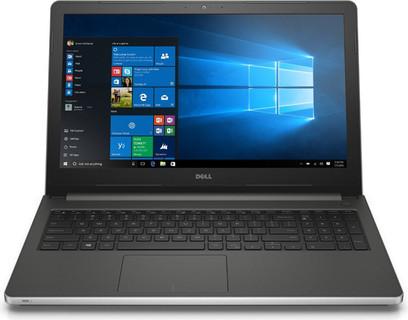 Dell Inspiron i5559-1348SLV 15.6 Inch Touchscreen Laptop (Intel Core i3, 4 GB RAM, 500 GB HDD, Silver Matte) Intel Real Sense