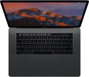 Apple MacBook Pro (Retina, Touch bar, 15-inch, Late 2016)