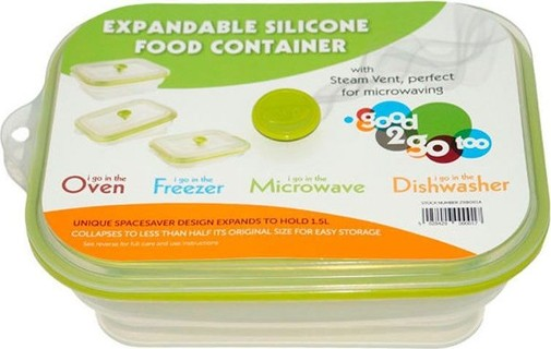 Good 2 Go Container GZRB001B Green