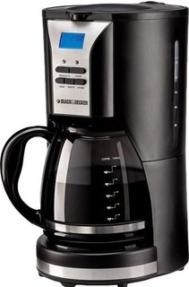 Black & Decker programmable Coffee Maker -12c (DCM90)